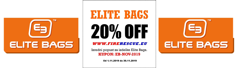 Ekskluzivni 20% popust - Elite Bags