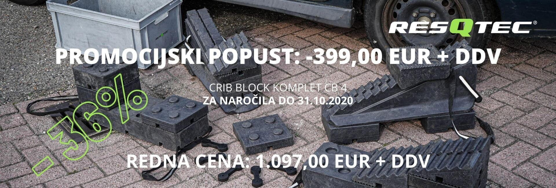 Promocijski popust CRIB BLOCK SET CB 4
